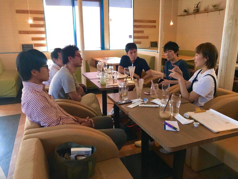 北陸にトビタテ事務局中谷さん襲来!!