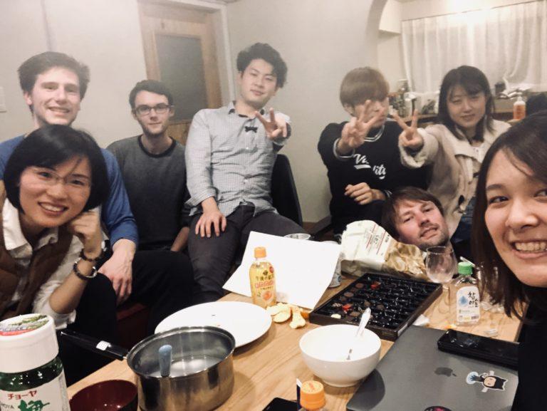 [12/15開催]インターナショナルパーティー@今若のシェアハウス