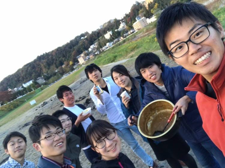 【報告】トビタテ!東北芋煮会