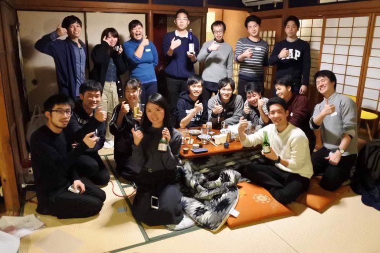 【報告】今頃ですが、12/1・12/2 北信越合宿~金沢・鯖江~しました!!!(金沢編)