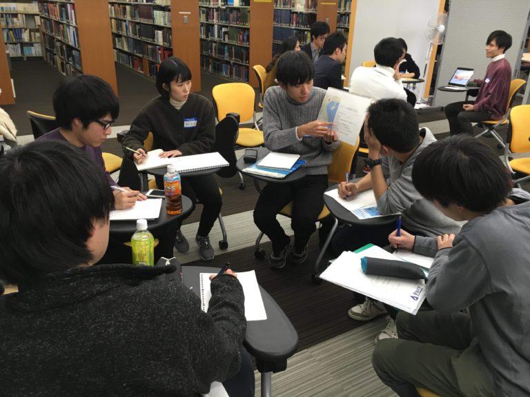 10期2次対策会をしました@名古屋大学