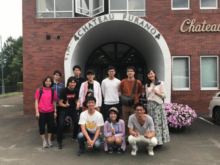 とまりぎ北海道 -富良野合宿開催-