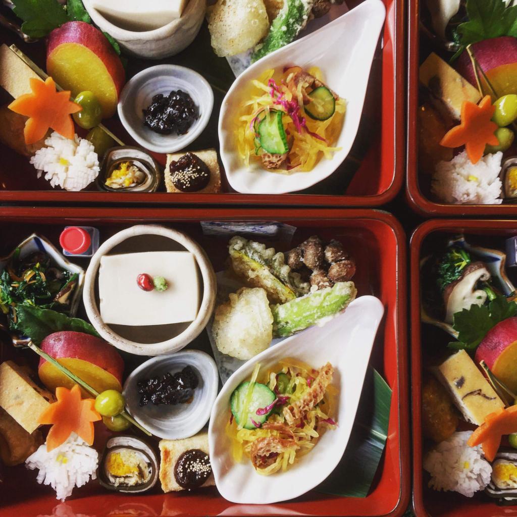 鎌倉で作っていた精進料理