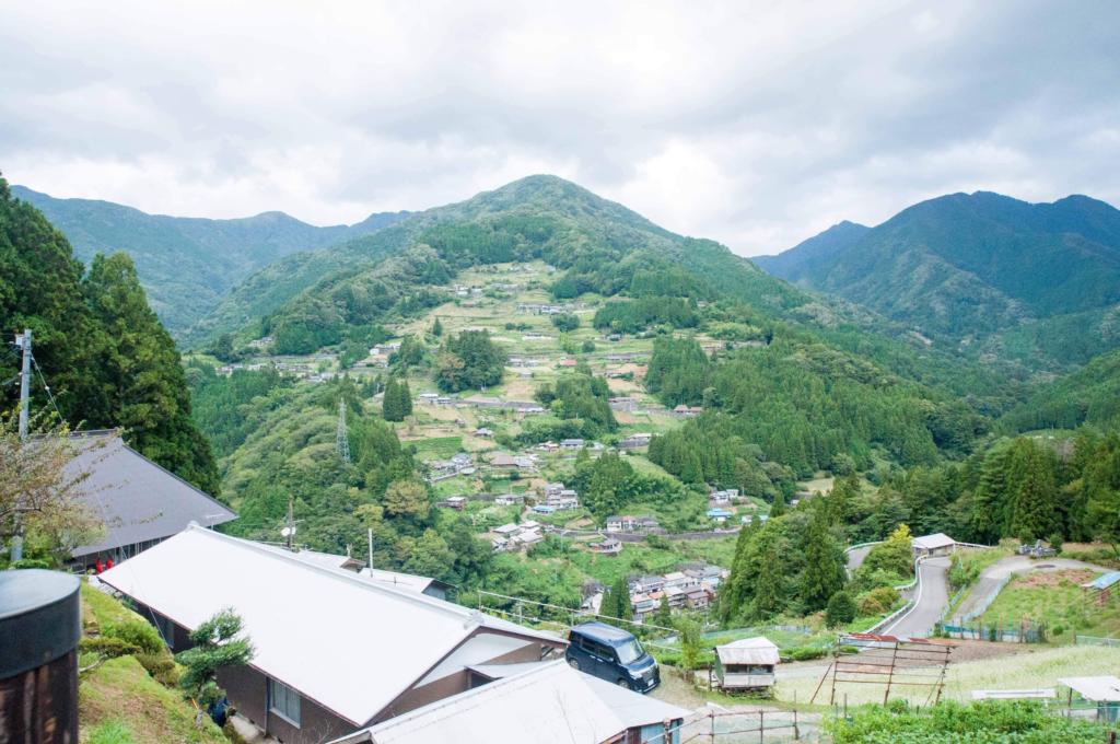 懐かしい日本の原風景が残る隠れ里「徳島県祖谷」