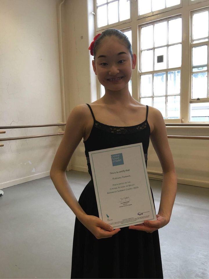第109回とまりぎインタビュー:塙睦美さん【ロンドンでの学びを生かし踊り続ける!】