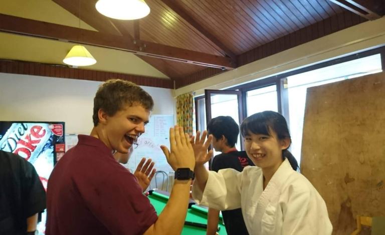 第169回とまりぎインタビュー:藏屋美結さん【合気道を通して日本文化を世界に】