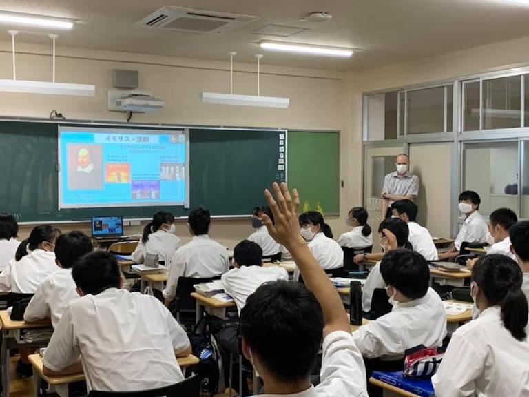 高校生にチャレンジのきっかけを届けたい!愛知のトビタテ生による高校訪問大作戦vol.1