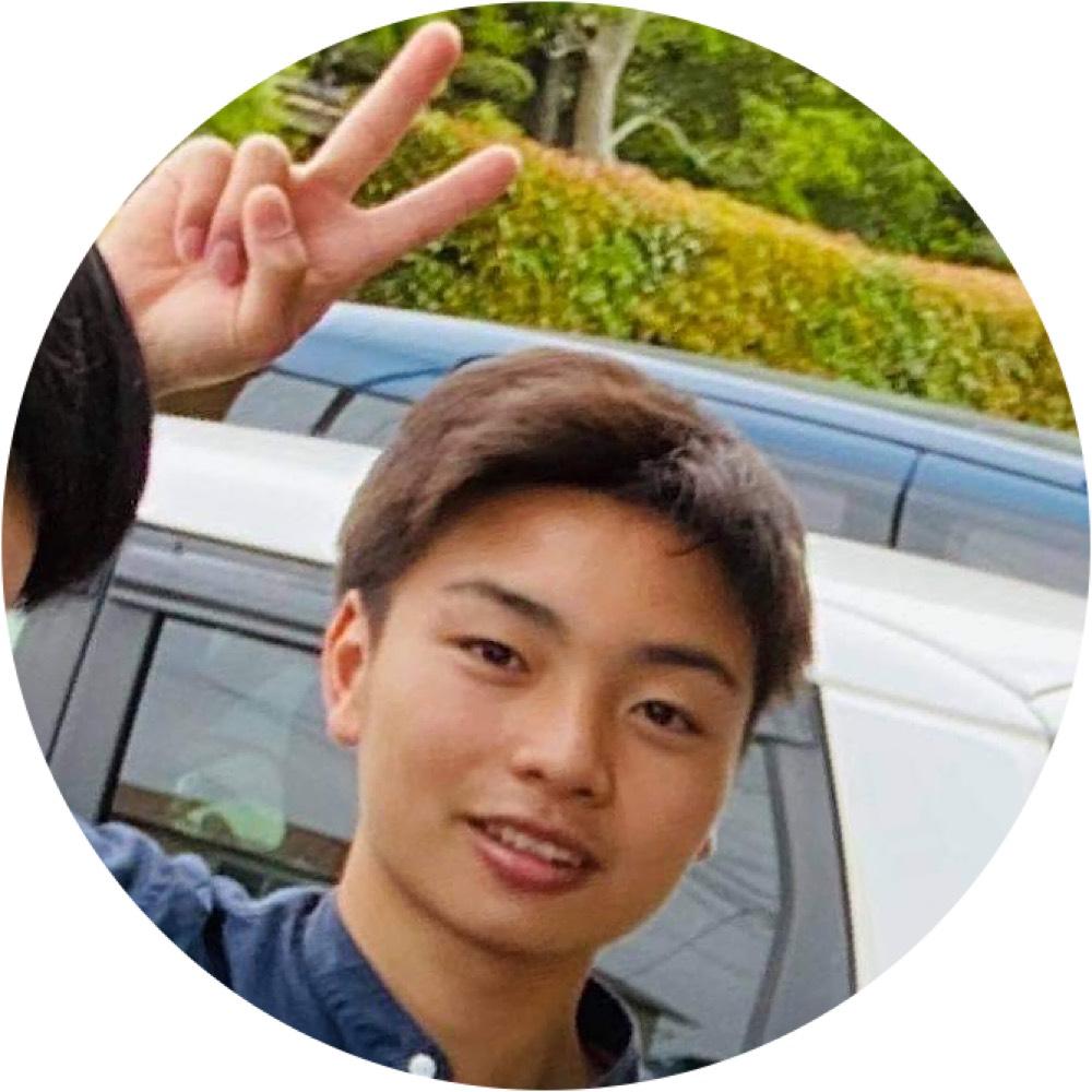 米戸心之輔【九州コア、高校4期】